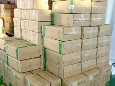 9月29日郑州昌原福建客户智能充电站发货