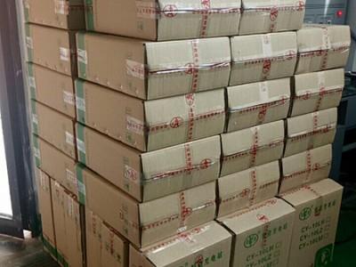 9月25日徐州客户电动车智能充电站发货