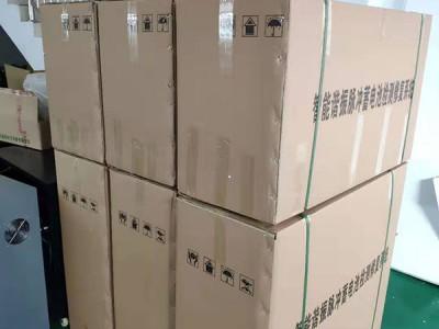 10月11日江苏客户智能蓄电池检测修复仪发货