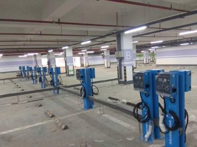锦艺地产百台7kw汽车交流充电桩案例