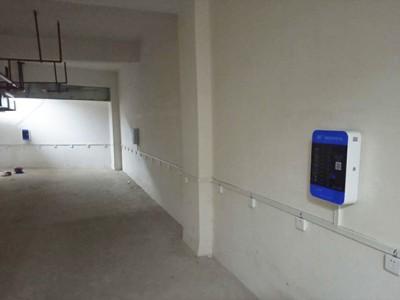 郑州昌原10路电动车充电站安装案例