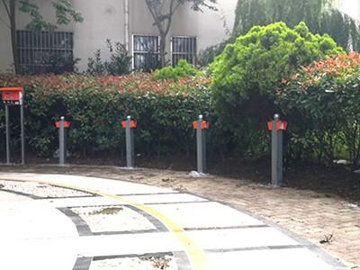 郑州昌原山东青岛某电瓶车智能充电站安装案例现场