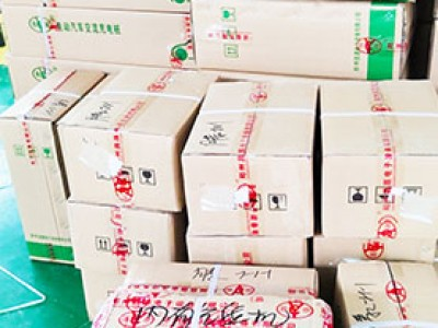 昌原小区电瓶车智能充电站发货5.10