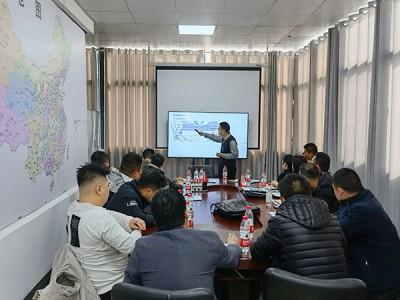 2021郑州昌原新能源汽车充电桩产品技术培训会